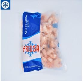 FRIUSA Peeled Prawns in 750 g bag