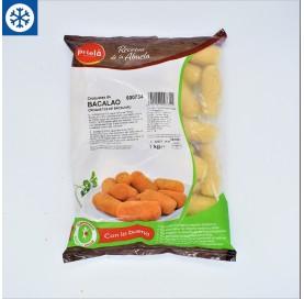 Prielá Codfish Croquettes in 1 Kg Bag