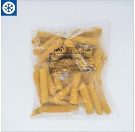 Fingers de Mozzarella Empanados idg en Bolsa de 1 Kg