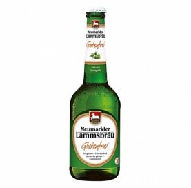 Cerveza Ecológica sin Gluten Lammsbräu 33 cl