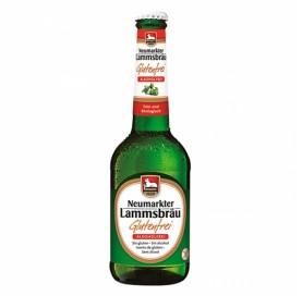 Bio Glutenfreies und Alkoholfreies Bier Lammsbräu 33 cl