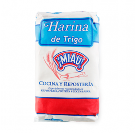 Wheat Flour MIAU 1 Kg