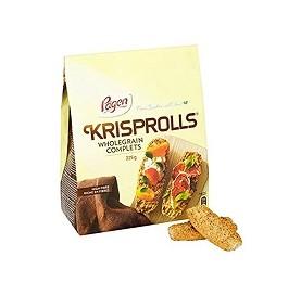 Krisprolls Wholemeal Rolls 225 g