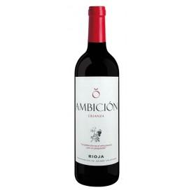 Red Crianza Wine AMBICIÓN 75 cl