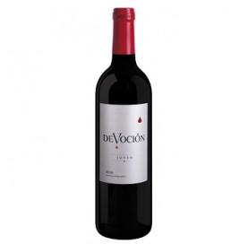 Young Red Wine DEVOCIÓN 75 cl.