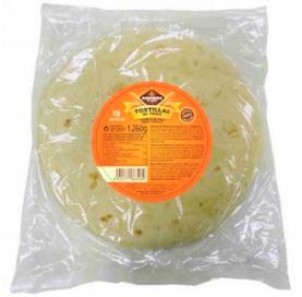 Weizentortillas Ranchera México 18 Stück 1260 g