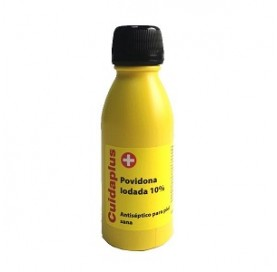 Povidon Lodada 10% Cuidaplus 125 ml