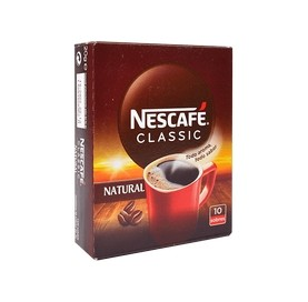 Café Soluble NESCAFÉ CLASSIC 10 Sobres