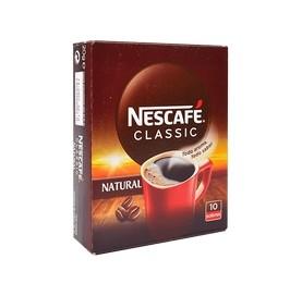 Löslicher Kaffee NESCAFÉ CLASSIC 10 Umschläge