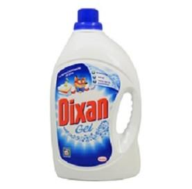 Dixan Detergent Gel Total 2 L