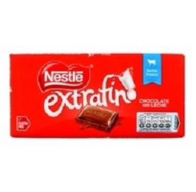 Chocolate con Leche Extrafina Nestle 125 g