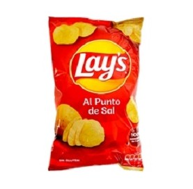 Lay's Chips Chips Salzspitze 160 g