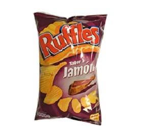 Matutano Ruffles Chips Serrano-Schinken 170 g