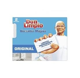 Don Limpio Magic Eraser 2 Units