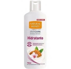 Natural Honey Moisturising Shower Gel 750 ml