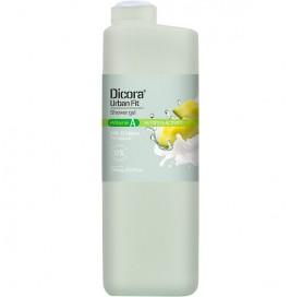 Gel de Ducha con Leche y Melón +Vitamina A Dicora Urban Fit 750 ml