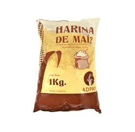 Harina de Maíz sin Gluten Adpan 1 Kg