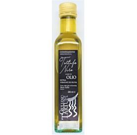 Natives Olivenöl extra mit schwarzem Trüffel Giuliano Tartufi 250 ml