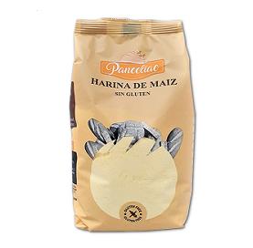 Harina de Maíz Sin Gluten Panceliac 400 g