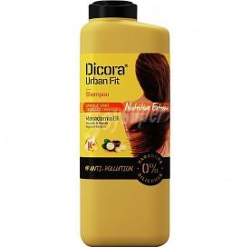 Dicora Urban Fit Damaged Hair Shampoo 400 ml