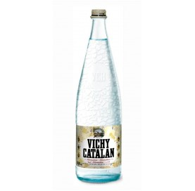 Vichy Catalán Sparkling Natural Mineral Water 1 L