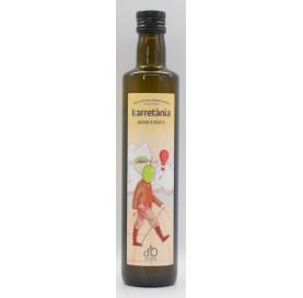 Aceite de Oliva Virgen Extra Ecológico Karretània 50 cl