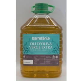 Natives Olivenöl Extra Karretània 3 L