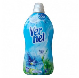 Vernel Suavizante Cielo Azul 54+3 Lavados