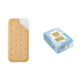 Sahne-Eiscreme-Sandwich La Menorquina Packung 6 Stück