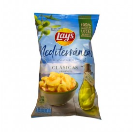 Patatas Fritas Mediterráneas lay's 160 g