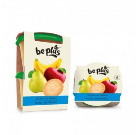 Fruchtpüree mit Keksen +6 Monate Be plus 400 g