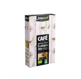 Organic Peruvian ground coffee SaborECO 250 g