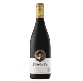 Vino Tinto Faustino V 75 cl