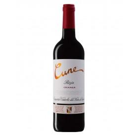 Rotwein Cune 75 cl