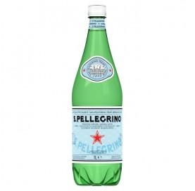 Agua con Gas S.Pellegrino 1 L