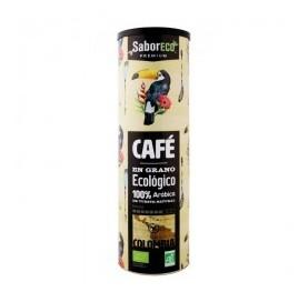 Organic Coffee Beans SaborEco 250 g