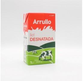 Skimmed Milk Arrullo 1 L