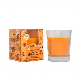 Zimt-Orange-Duftkerze Las Casas de los Aromas 1 Stück