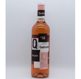 Rosé Wein Quebrada 75 cl