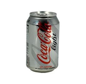 Coca-cola 33 cl can