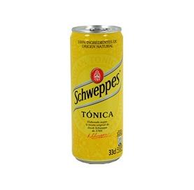 Schweppes Tónica Lata 33 cl