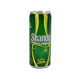 Cerveza Shandy Cruzcampo Sabor Limón Lata 33 cl